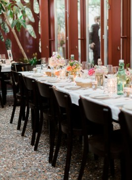 Hochzeit Glacis Beisl Wiener Charme Hochzeit | photos: Melanie Nedelko
