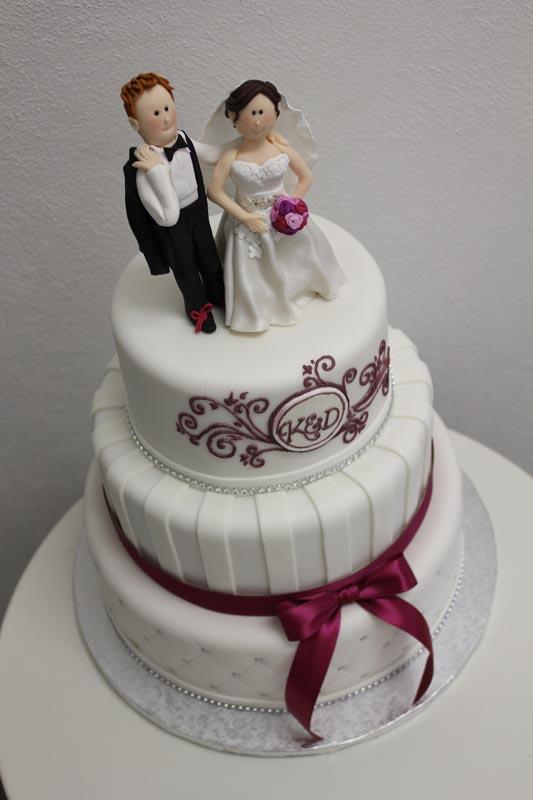 Hochzeitstorte  Die Hochzeitsmacher