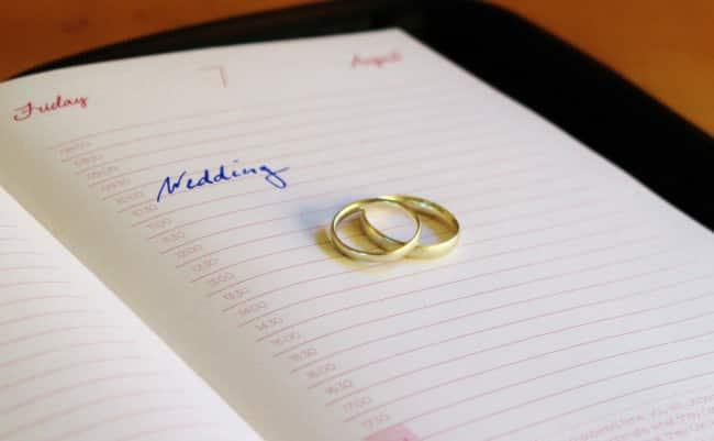 Hochzeitsvorbereitung  Diese 7 Tipps musst du wissen