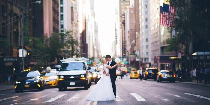 Heiraten in New York  Fotostory mit tollen Inspirationen