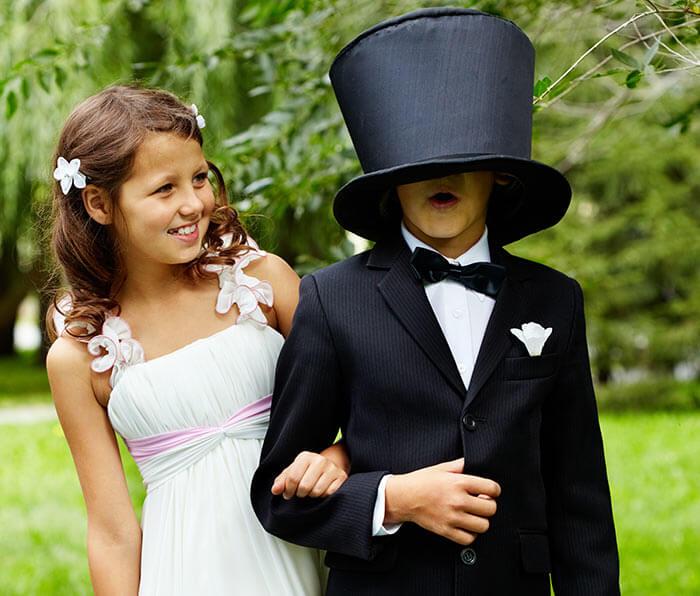 Kinderkleidung fr die Hochzeit  Hochzeitsportal24