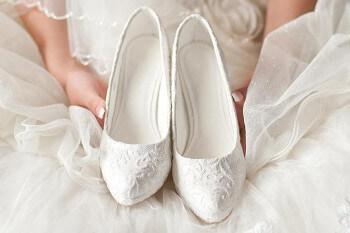 Hochzeitsschuhe  Tipps Ideen und Shops fr Braut  Brutigam