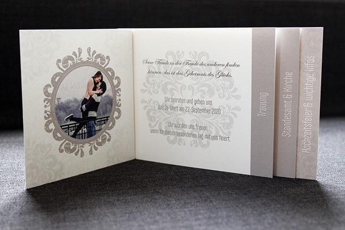 Hochzeitseinladungen mal anders  Galerie Hochzeitsportal24