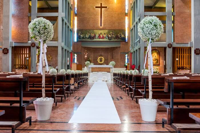 Kirchenschmuck Hochzeit  Bildergalerie Hochzeitsportal24