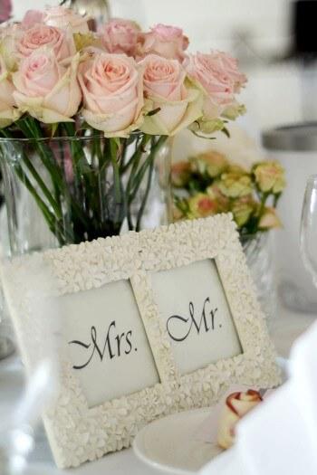 Namensschilder fr Hochzeit  Galerie Hochzeitsportal24