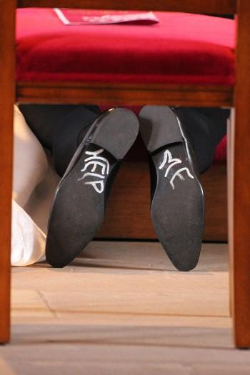 Schuhsticker zur Hochzeit  Die schnsten Aufkleber fr