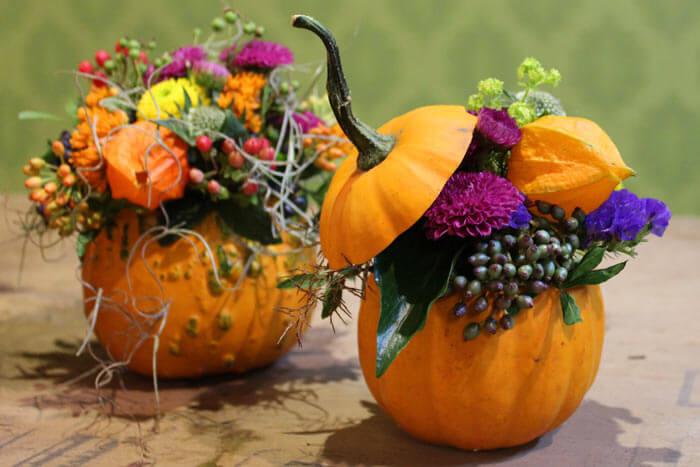 Tischdeko Herbst  Bildergalerie Hochzeitsportal24