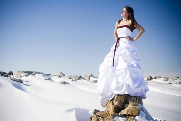 Trash the Dress  Tipps Ideen  Beispiele  Hochzeitsportal24