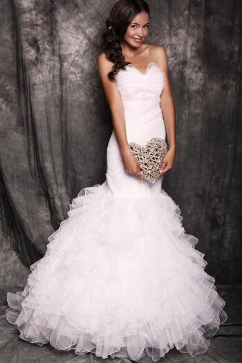 Brautkleid  Problemzonen kaschieren  Hochzeitsportal24