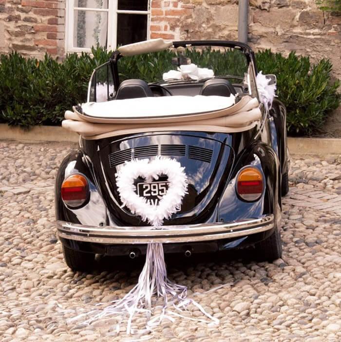 Hochzeitsauto Ideen