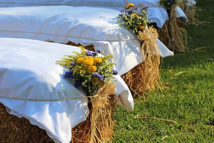 Hochzeit auf dem Bauernhof  Tolle Ideen fr die