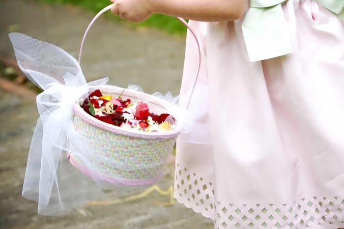 Streublumen Fr Hochzeit