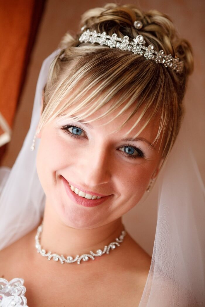 Brautfrisuren fr kurze Haare  Tipps  Beispiele