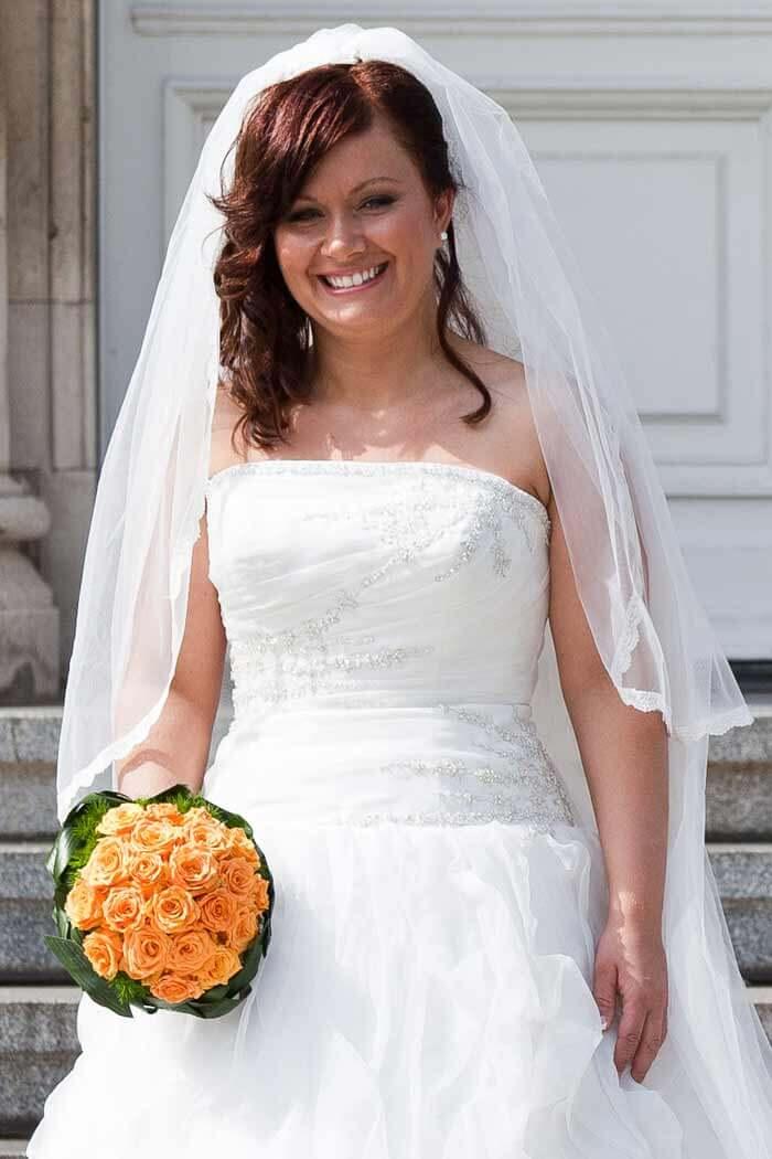 Hochzeit Offene Haare