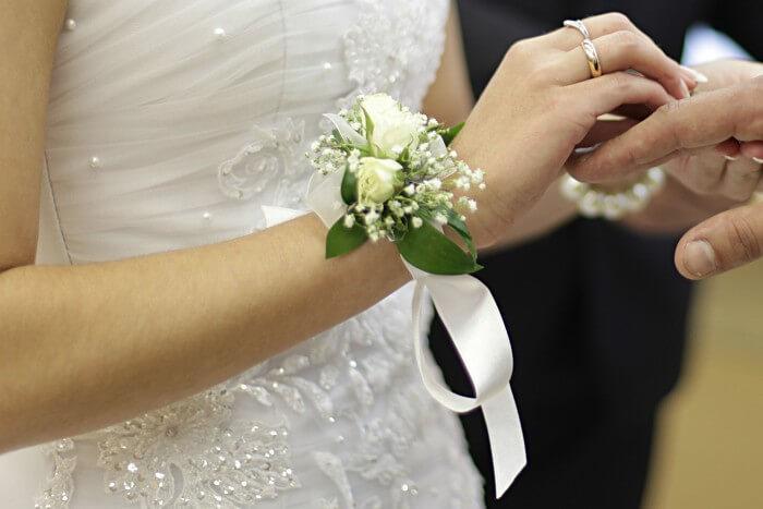 Brautstrau Armreif  Bildergalerie Hochzeitsportal24