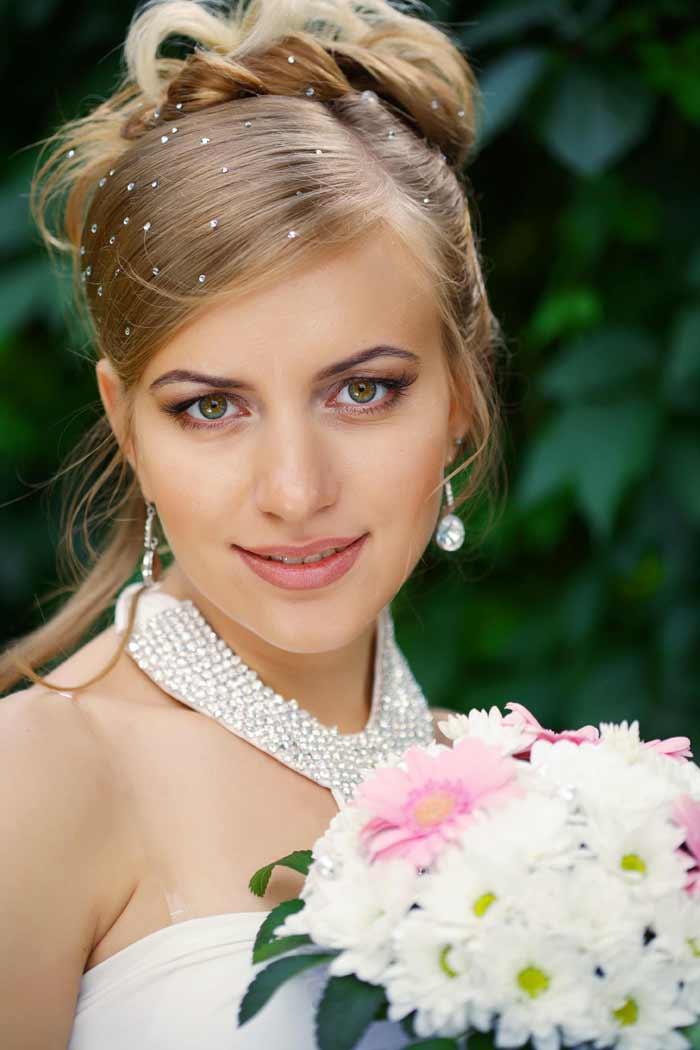 Hochsteckfrisuren Hochzeit  Bildergalerie Hochzeitsportal24