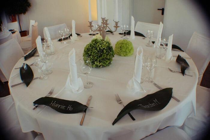 Hochzeit Blumendeko Bilder  Galerie Hochzeitsportal24