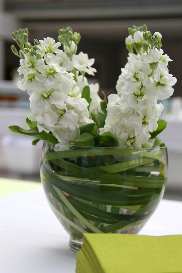 Moderne Tischdekoration  Bildergalerie Hochzeitsportal24