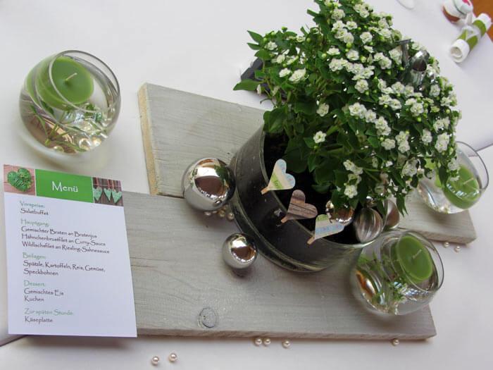 Mustertische zur Hochzeit  Bildergalerie Hochzeitsportal24