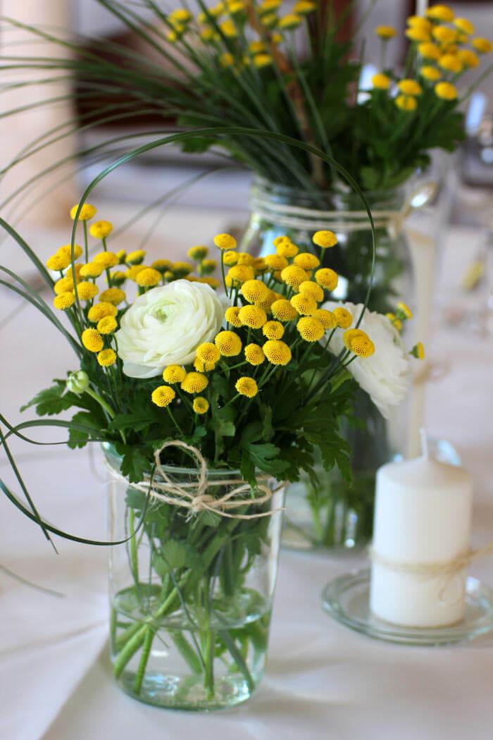 Tischdeko Hochzeit selber machen  Bildergalerie
