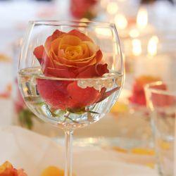 Hochzeitsdeko selber machen  Wunderbare Hochzeitsdeko