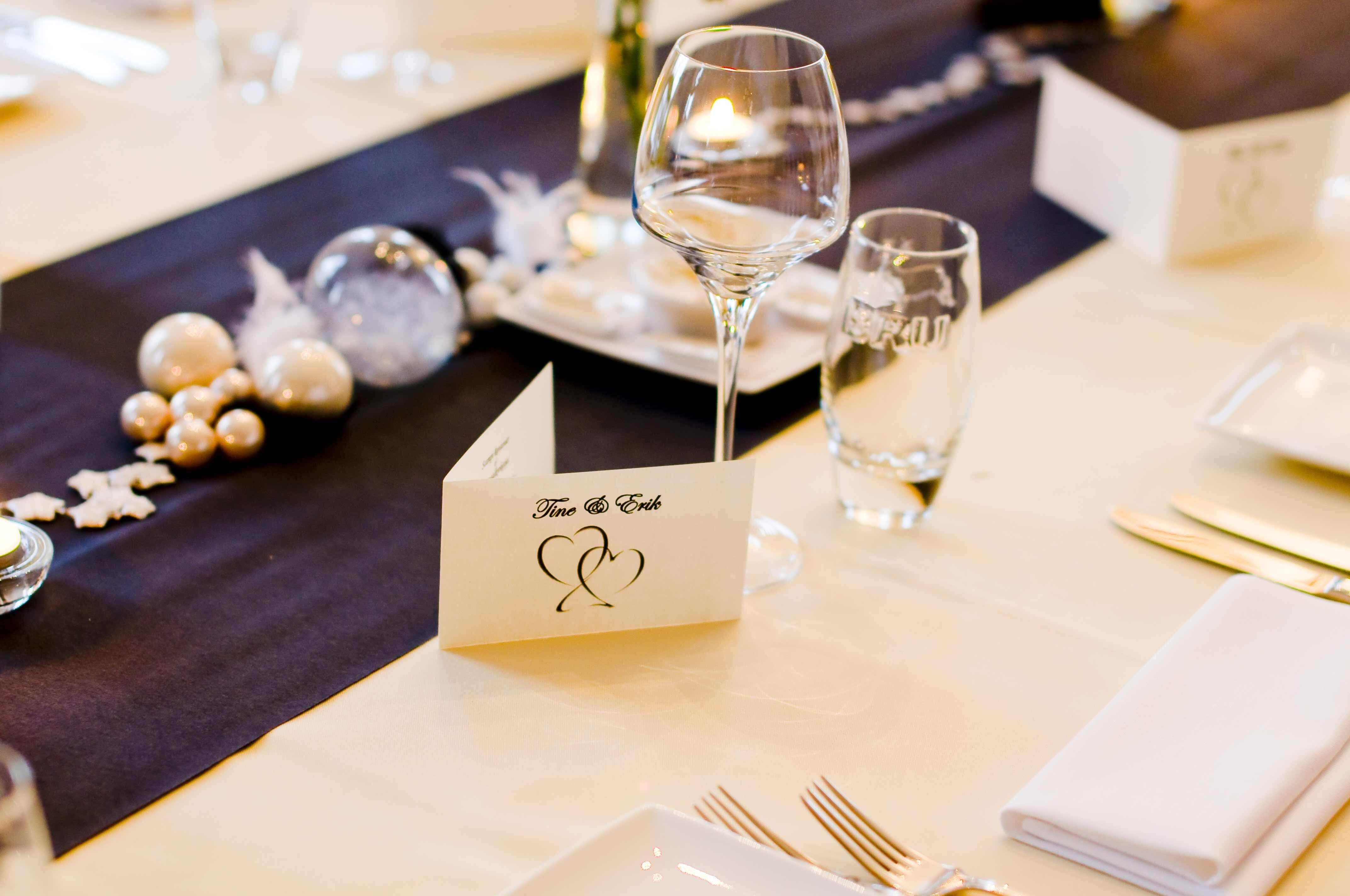 Tischkarten zur Hochzeit  Ideen Tipps  Beispiele