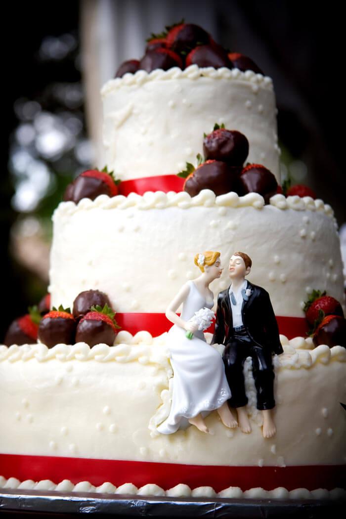 Tortenfigur Brautpaar  Bildergalerie Hochzeitsportal24