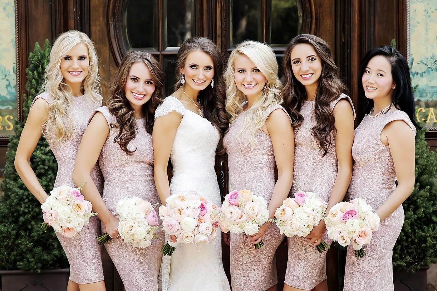 Die 10 schnsten Brautjungfern Frisuren  Tipps zur Auswahl