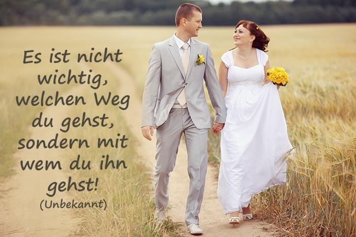 Spruche Hochzeit
