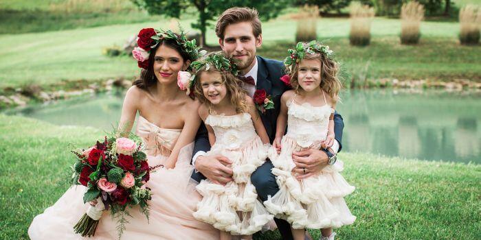 Hochzeit in Bordeaux  Eine Fotostory mit blumigen Inspirationen