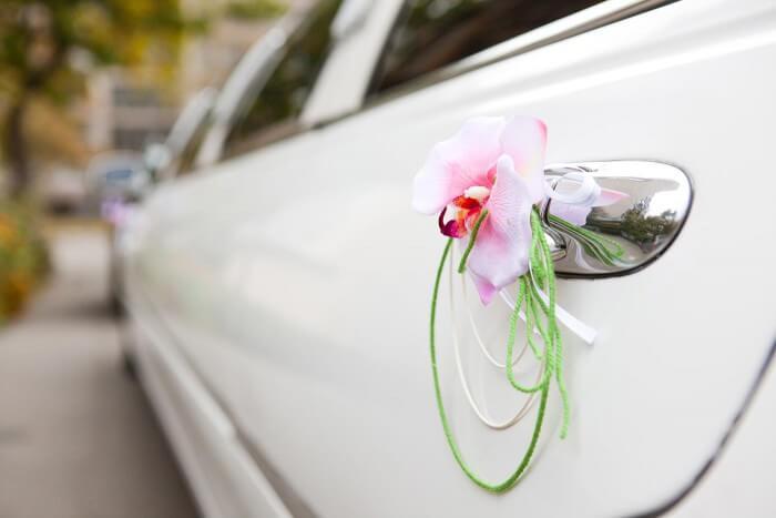 Autoschmuck zur Hochzeit selber basteln  Tipps  Infos