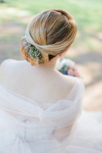 Dutt Frisuren Für Die Hochzeit Noch Mehr Beispiele In Der