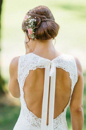 Hochzeitsfrisuren geflochten und viele weitere Ideen
