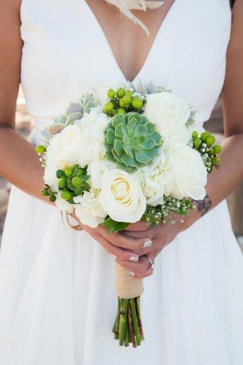 Sukkulenten Hochzeit I BrautstrauideenI Inspiration