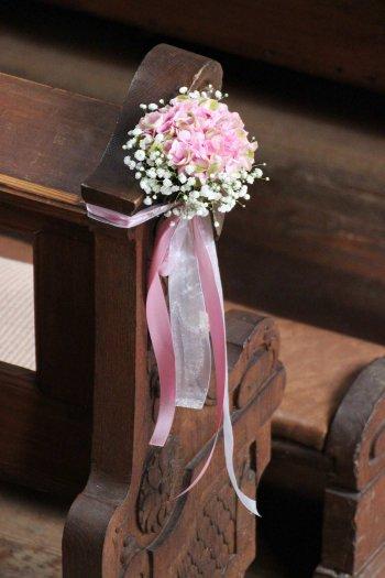 Hochzeit Kirchendeko  Bildergalerie mit vielen Ideen