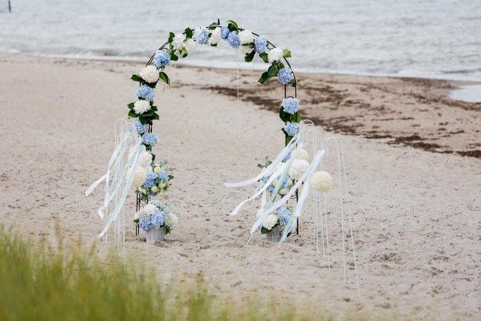 Heiraten in Holland am Strand  Tipps Ideen  Inspirationen