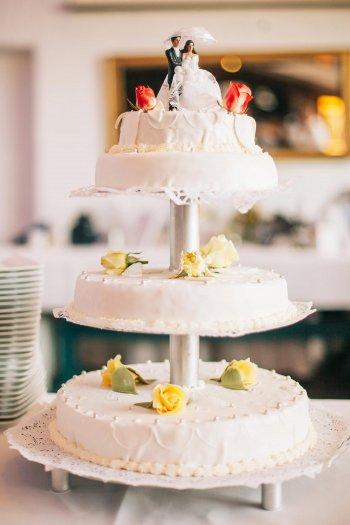 Hochzeitspaar Torte  Bildergalerie mit vielen schnen