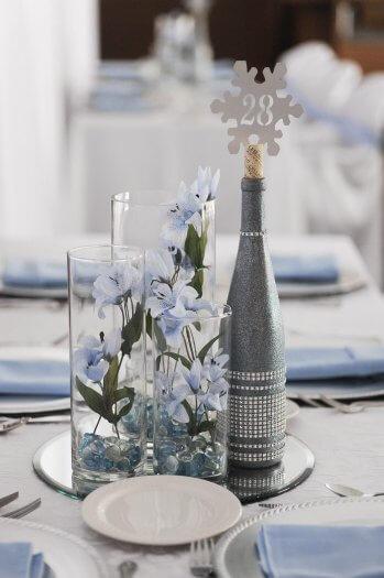 Tischdeko Hochzeit Winter  Ganz viele Beispiele in der