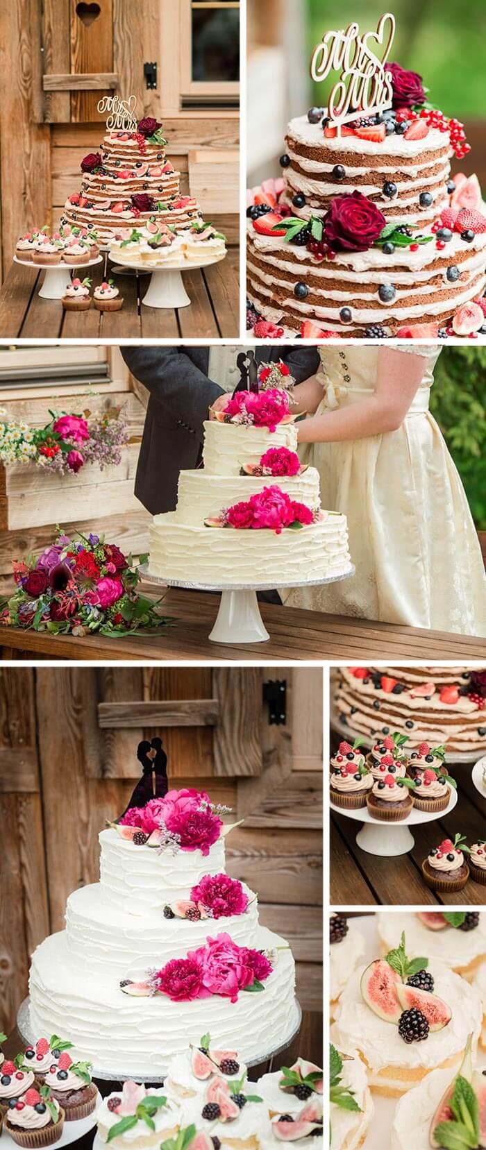 Hochzeit auf der Alm I Fotostory mit Ideen  Inspirationen