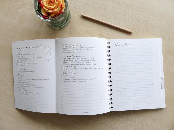 Hochzeitsplanung Buch