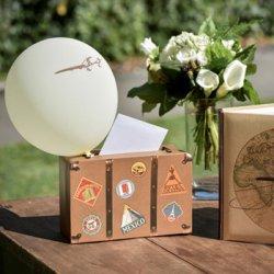 Briefbox zur Hochzeit  Inspirationen zu Boxen fr