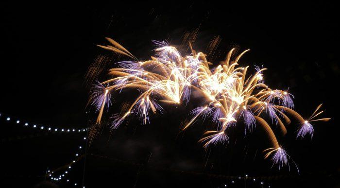 Feuerwerk zur Hochzeit  Tipps Infos  Beispiele