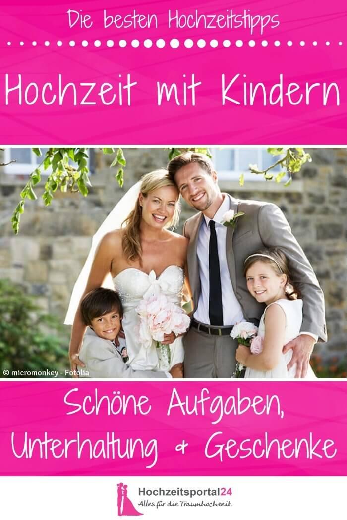 Hochzeit Mit Kindern Schöne Aufgaben Unterhaltung Geschenke