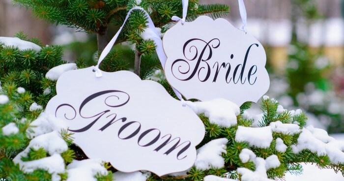 Hochzeitsschilder  Damit alle Hochzeitsgste den richtigen Weg finden