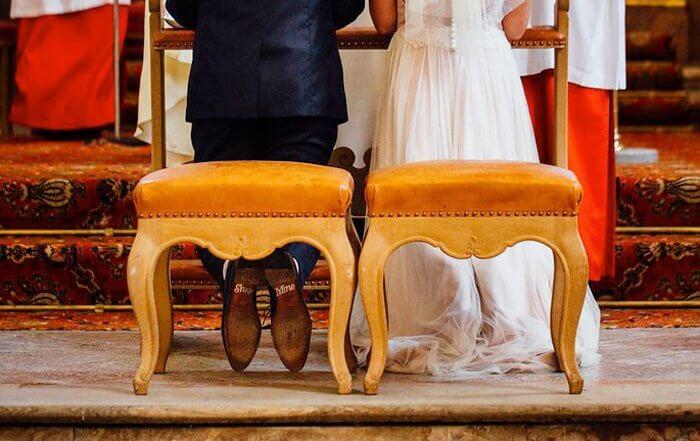 Schuhsticker zur Hochzeit  Die schnsten Aufkleber fr Hochzeitsschuhe