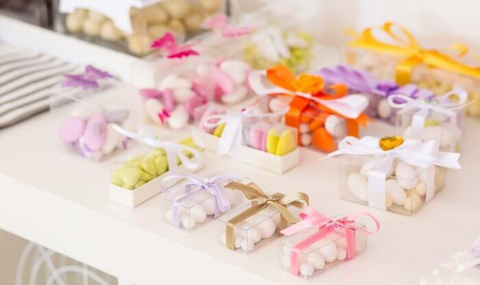 Hochzeitsmandeln als Gastgeschenk  Tipps Ideen  Produkte