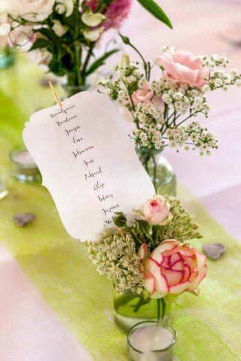 Sitzordnung Hochzeit  30 kreative Ideen  Inspirationen