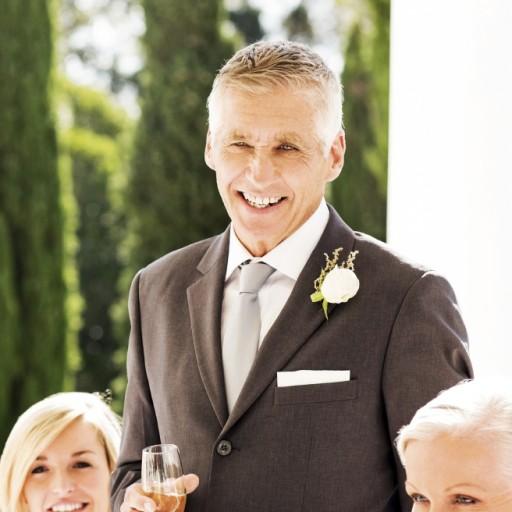 Lustige Hochzeitsrede als Brautvater
