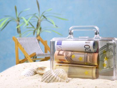 Geldgeschenke zur Hochzeit schn verpacken  Hochzeit