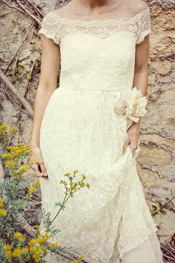 Hochzeitskleider Vintage Glamour  Hochzeitswahn  Sei